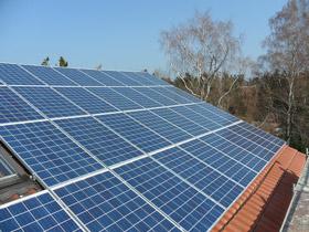 Photovoltaik zur Energiegewinnung