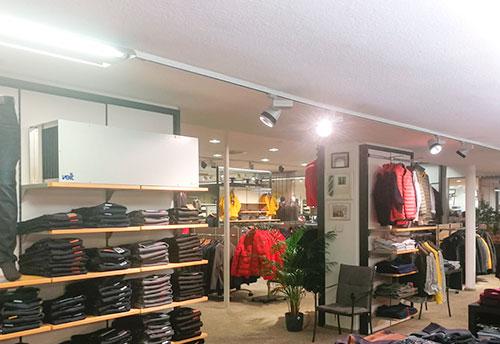 Modehaus-Wahl-Ertingen mit Veit AC20