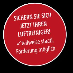 Buematec Luftreiniger-Button